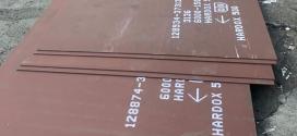 Báo giá thép tấm hardox 500 / 450 / 400 chịu mài mòn mới nhất 2021