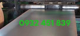 Báo giá thép tấm ss400 / sắt tấm ss400 / tôn tấm ss400 mới nhất 2021