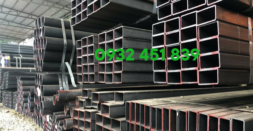 Bảng báo giá sắt hộp chữ nhật đen mới nhất 2021