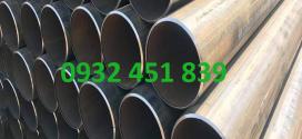 Bảng báo giá ống thép hàn astm a53 độ dày sch20 / sch40 / sch80