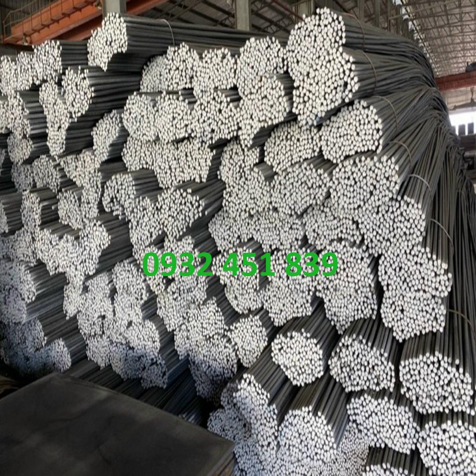 Thép xây dựng thanh vằn Việt Nhật Vina Kyoei