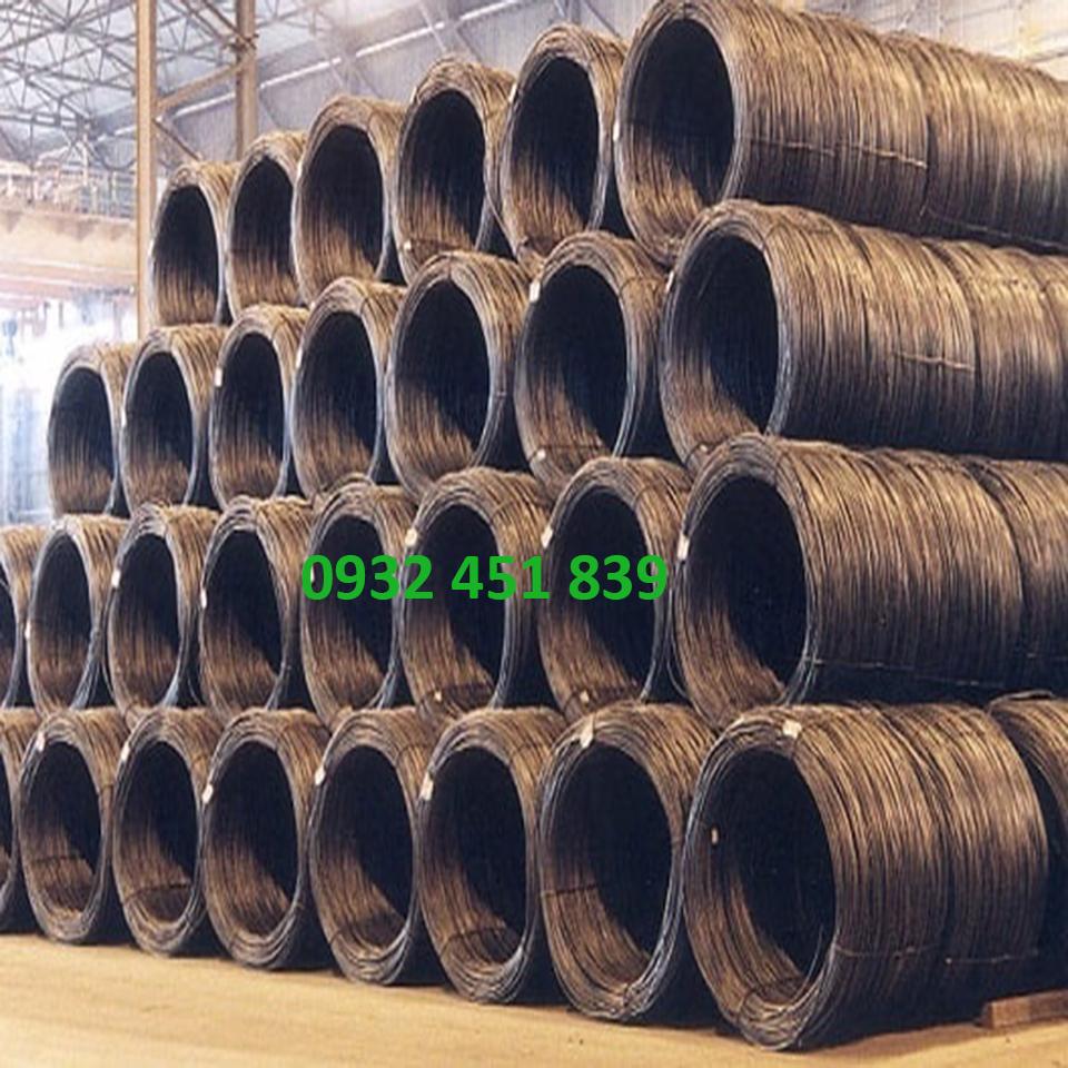 thép cuộn xây dựng tung ho